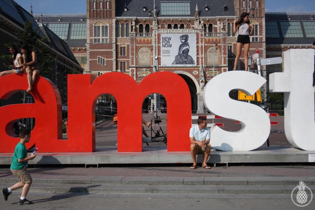 trip to amsterdam טיול באמסטרדם