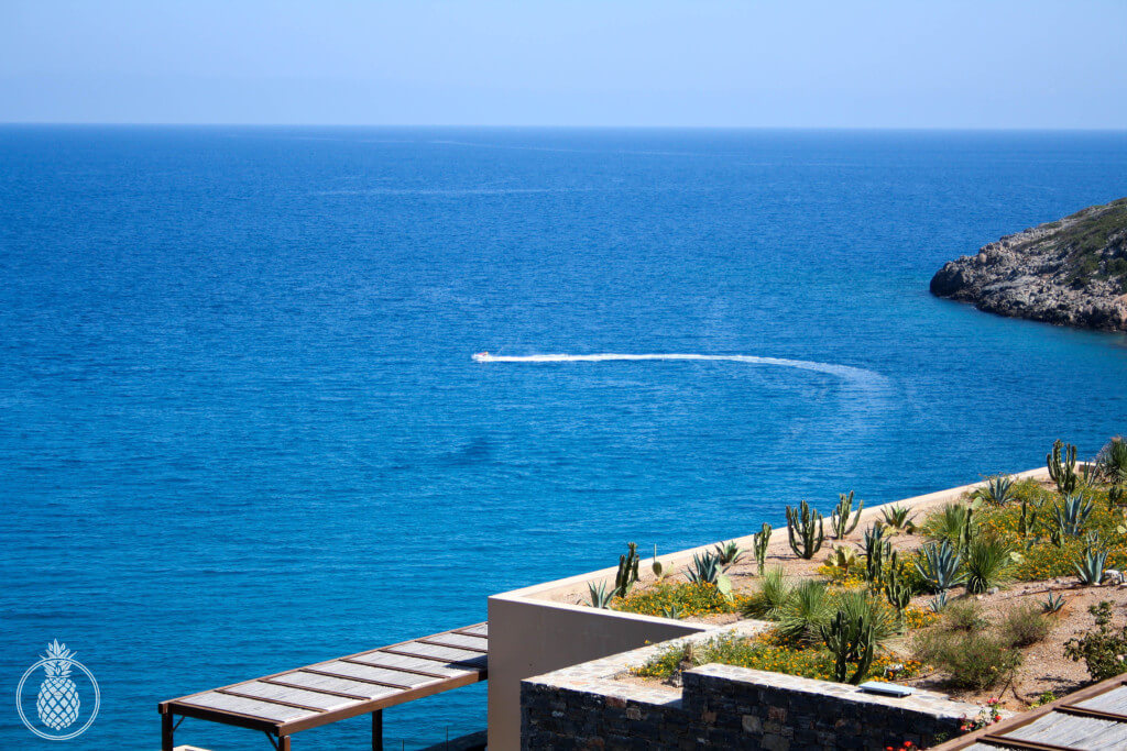 Greece Daios Cove Luxury Resort Villas Our Perfect Vacation